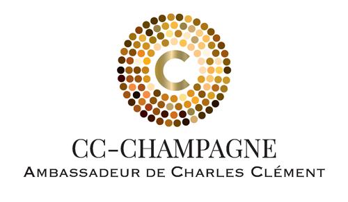 CC Champagne – Ambassadeur de Charles Clément Logo